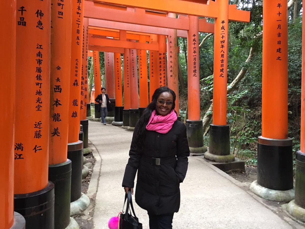 Japão para umabrasileira